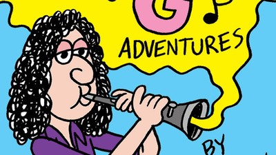 Johnny Ryan: Kenny G Adventures