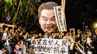 La aplicación de smartphone que está ayudando a mantener activas las manifestaciones en Hong Kong
