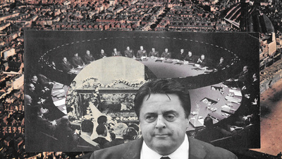 The Rise And Fall Of Nick Griffin