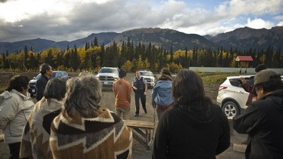 Indigenous Canadians Are Blockading a Mine to Protest Pollution