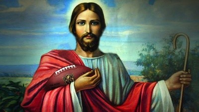 What Would Jesus Say About Football?