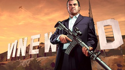 Conoce al pacifista de 'Grand Theft Auto'
