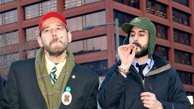 How Two Convicted Criminals Got Philadelphia to Decriminalize Weed