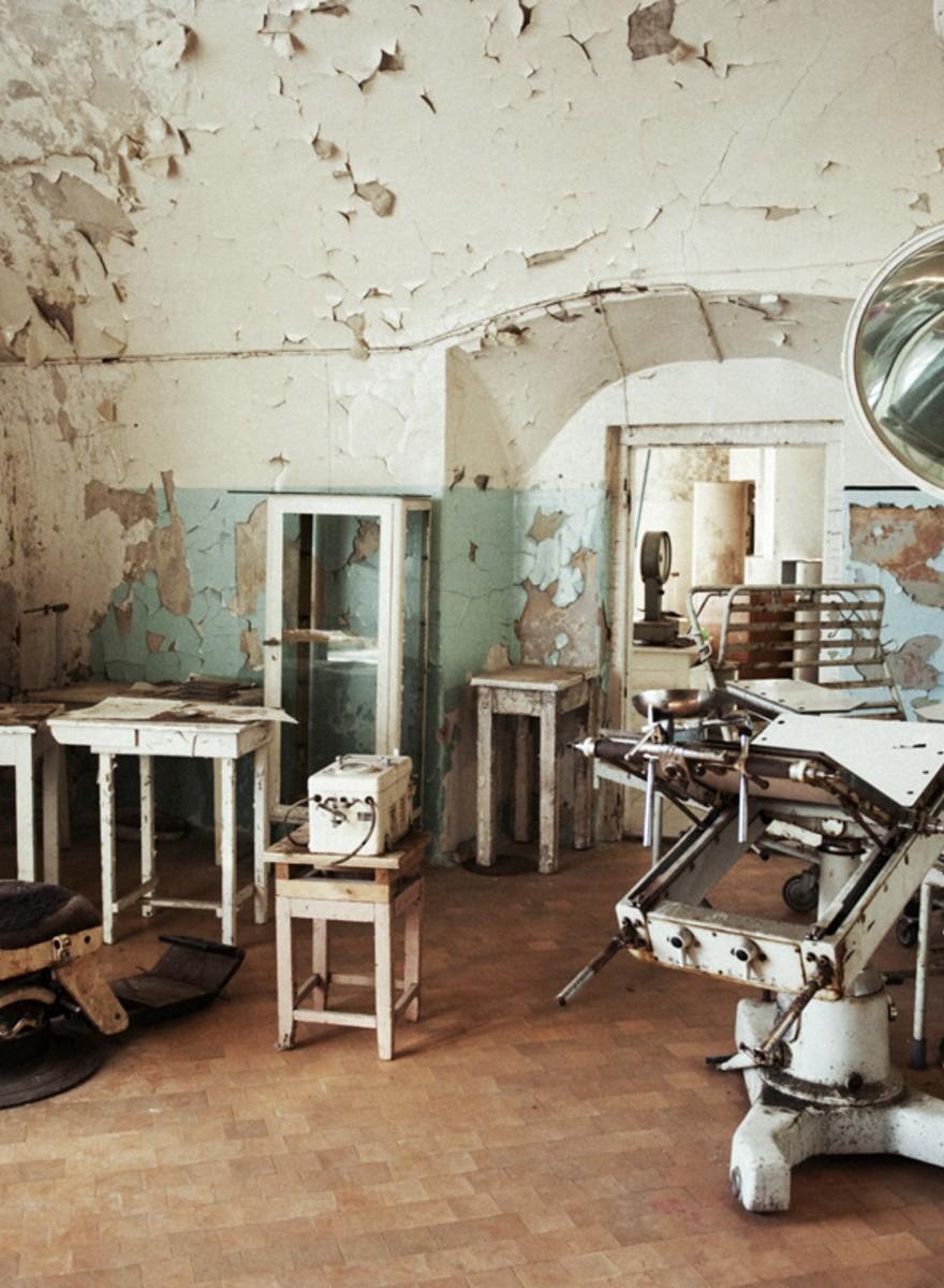 Beelden uit de krochten van een KGB-gevangenis in Tallinn