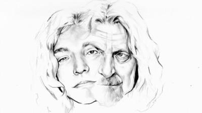 La buena vida de Robert Plant