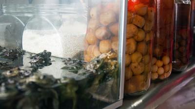 Probamos licuado de rana escroto en Perú