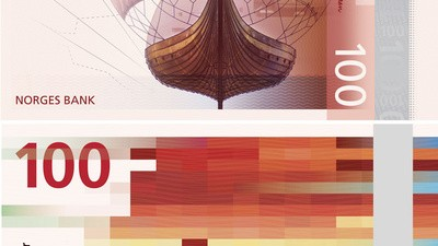 Talking Money With the Designers of Norway's Gorgeous Pixelated Currency