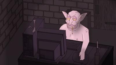 De échte trolls zijn boos op de amateurtrolls die hun hobby verpesten