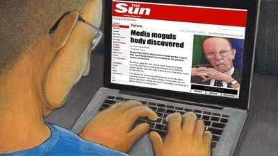 How an FBI Informant Ordered the Hack of a British Tabloid