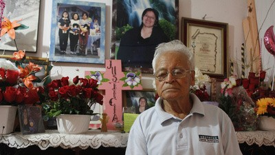 Una víctima en el Río de los Remedios, en el Estado de México