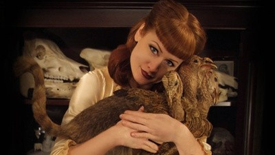 Women Are Dominating the Rogue Taxidermy Scene