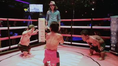 Little Thrilla in Manila