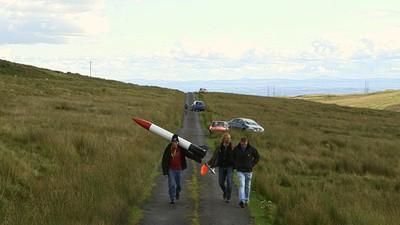 Meet Scotland's DIY Rocketeers