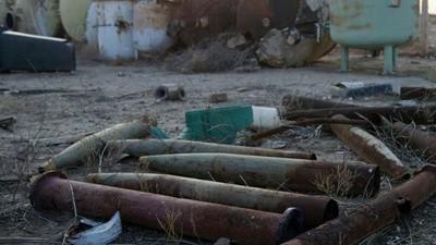 Statul Islamic ar putea folosi armele chimice ale lui Saddam împotriva kurzilor