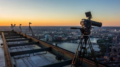 How a Filmmaker Engineered a New Take on Time-Lapse Videos