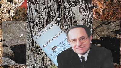 Banned Books of Guantánamo: 'Blasphemy' by Alan Dershowitz