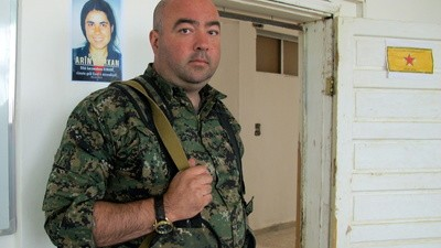 A Divorced Father of Two from Ohio Is Fighting the Islamic State in Syria