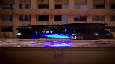 Has Someone Finally Invented a Hoverboard?