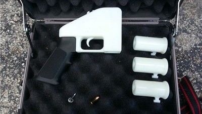 The First Person Has Been Jailed for Making 3D-Printed Guns