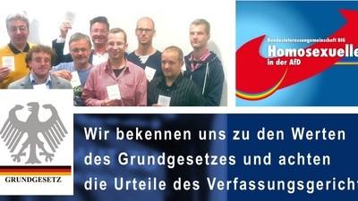 Deutsch statt schwul—Die Homosexuellen in der AfD