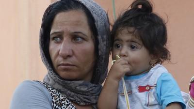 Entführt, verkauft, vergewaltigt: Das Leid der jesidischen Frauen, die vom Islamischen Staat verschleppt wurden
