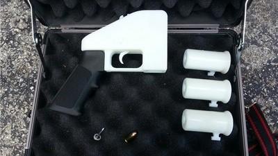 Un japonés es el primer hombre en ir a la cárcel por crear armas con impresoras 3D