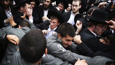 Israel's Other Religious War: The Ultra Orthodox Versus the IDF