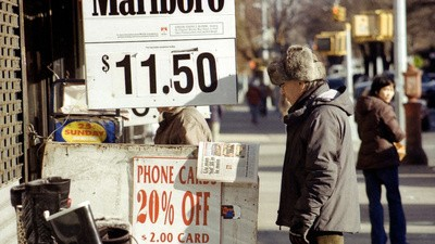 I Spent a Day with a Guy Selling Illegal Cigarettes on the Streets of New York