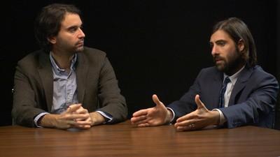 Jason Schwartzman and Alex Ross Perry Discuss Their New Film, 'Listen Up Philip'