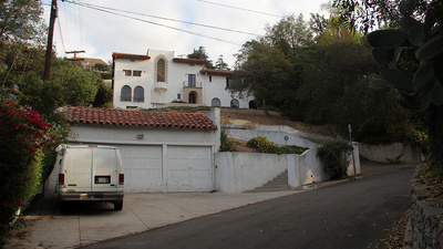 A Nighttime Visit to LA's Notorious Los Feliz Murder Mansion