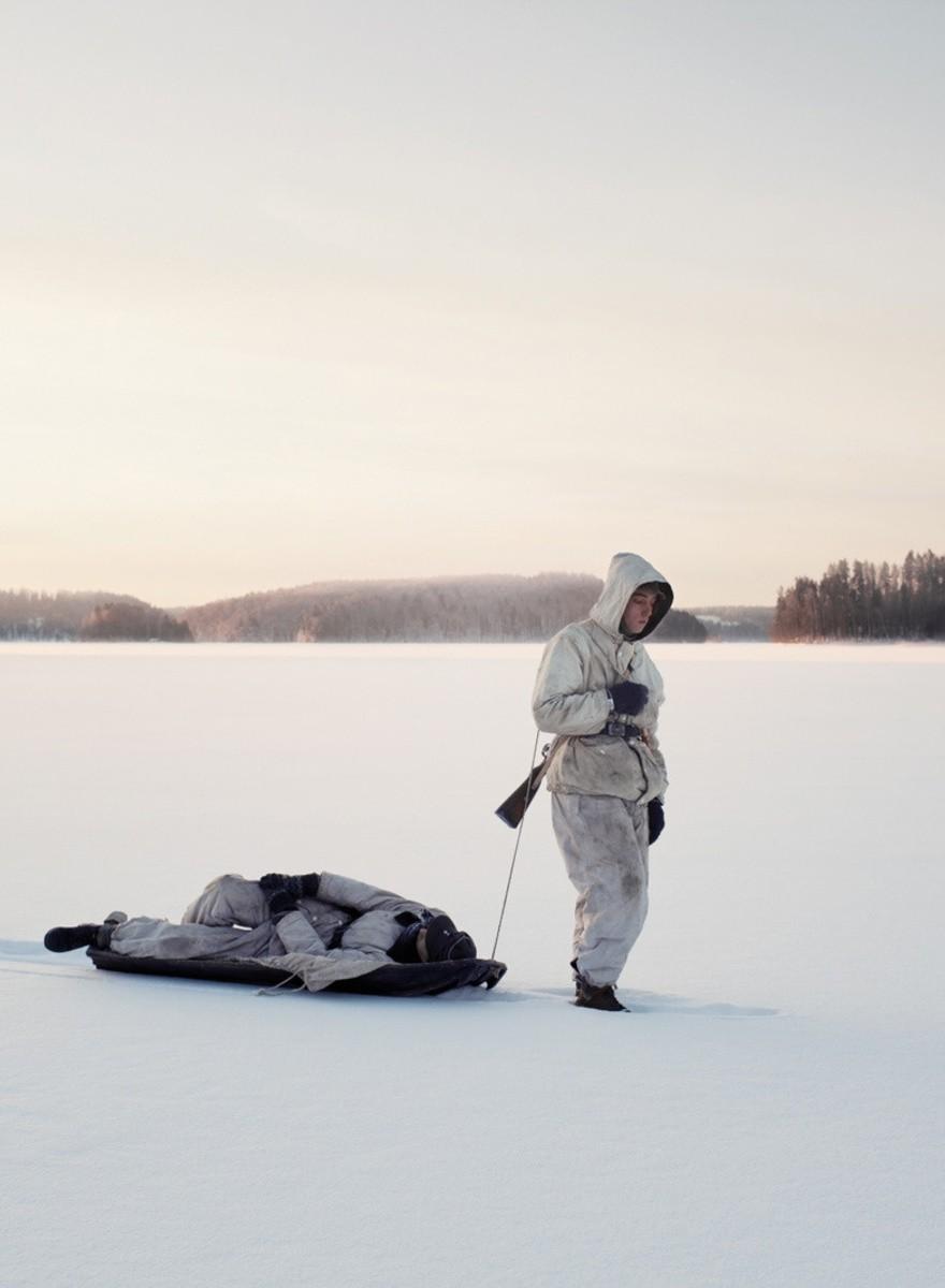 El fotógrafo de guerra sin guerra