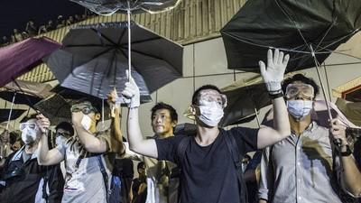 El alzamiento de Hong Kong