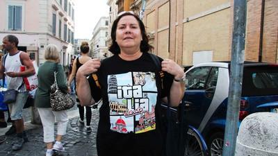 Ho passato un giorno a Roma fingendomi un turista