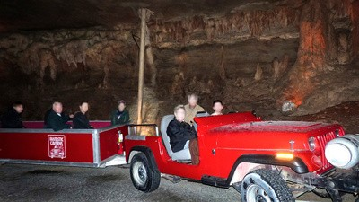 My Summer at Fantastic Caverns, Missouri's Drive-Through Cave
