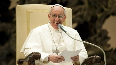 Pope Francis Says Evolution and the Big Bang Are OK by Him