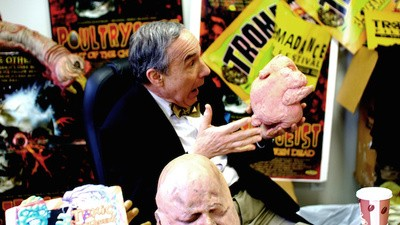 Troma's Lloyd Kaufman Doesn't 'Get' Hollywood Blockbusters