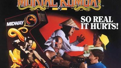The Glorious, Gory History of 'Mortal Kombat'