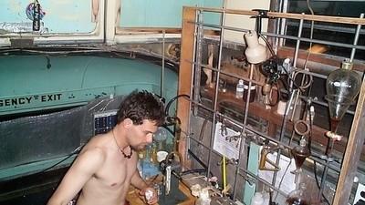 Deze drugstovenaar runde een van de grootste lsd-labs in Engeland