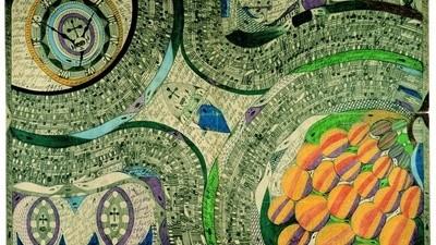 Fanart, Art Brut e o Sonic Bizarro