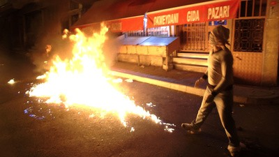 Istanbul's Kurdish Riots