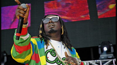 It's No Surprise T-Pain Sounds Great Without Auto-Tune