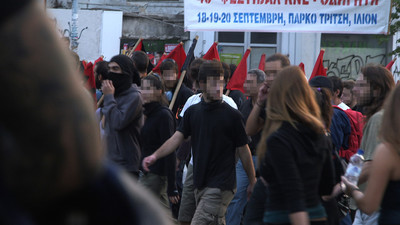 Greece's Anti-Fascist Uprising