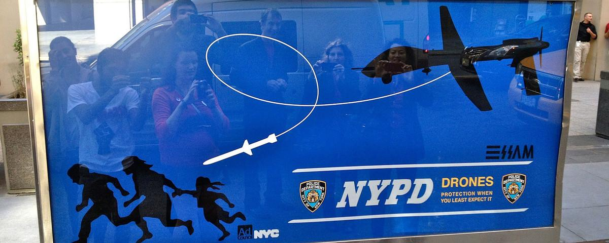 Why Is the NYPD Waging a Shadow Drone War?