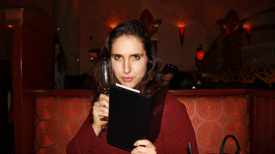 A Classy Dinner at the Cheesecake Factory with Megan Amram