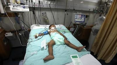 Amnistía Internacional califica de 'crímenes de guerra' los ataques a la población civil durante la ofensiva de Israel en Gaza