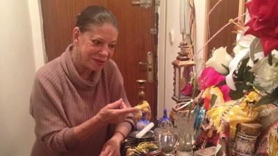 Nos explica la santería La Lupe, una estrella del Caribe