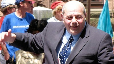 Can Former Mayor and Two-Time Felon Buddy Cianci Come Back? Again?