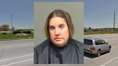 Cry-Baby of the Week: A Woman Drove Her Car Into a Couple Because They Took Her Parking Spot