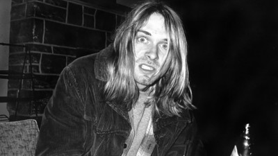 El mixtape experimental de Kurt Cobain