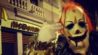 Entrevistamos a Gijón Clown, el payaso siniestro de Instagram
